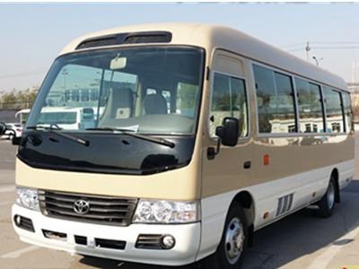 丰田考德赢体育官网2.7L标准版客车(23座)
